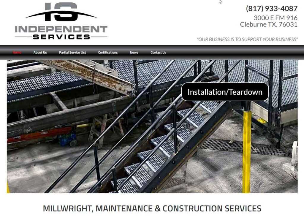 Independent Services
